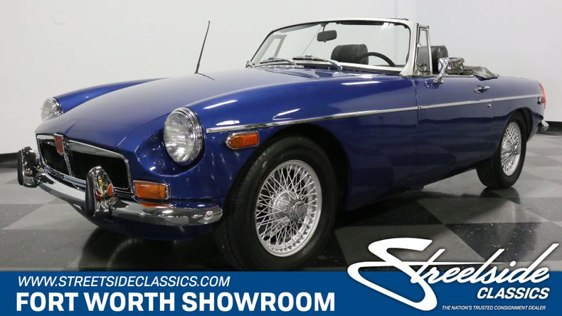 1973 MG MGB For Sale