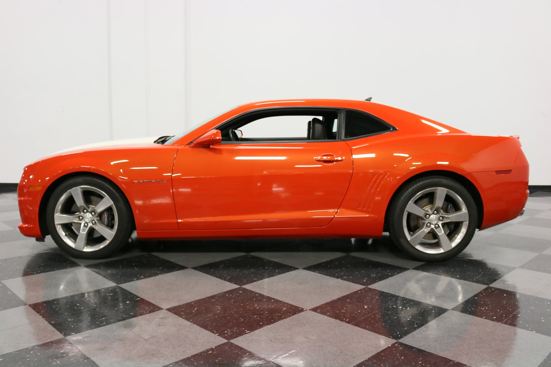 2011 chevrolet camaro 2ss rs supercharged