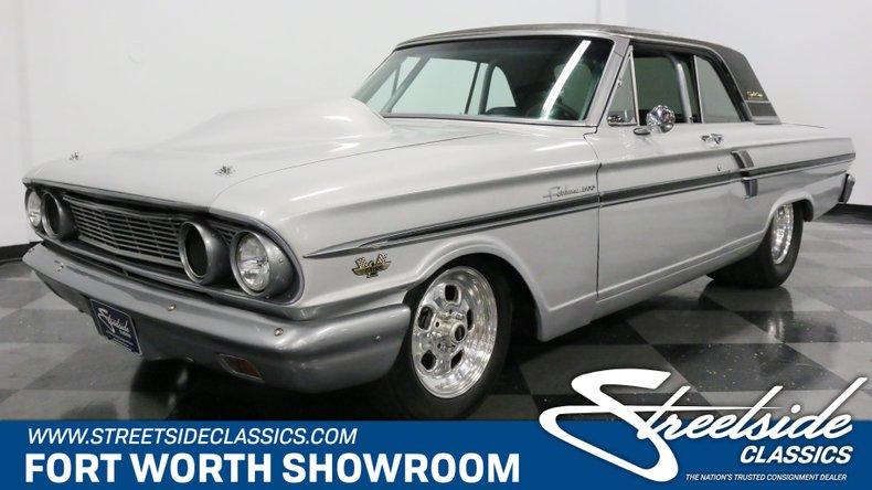 1964 Ford Fairlane 500 | Streetside Classics - The Nation's