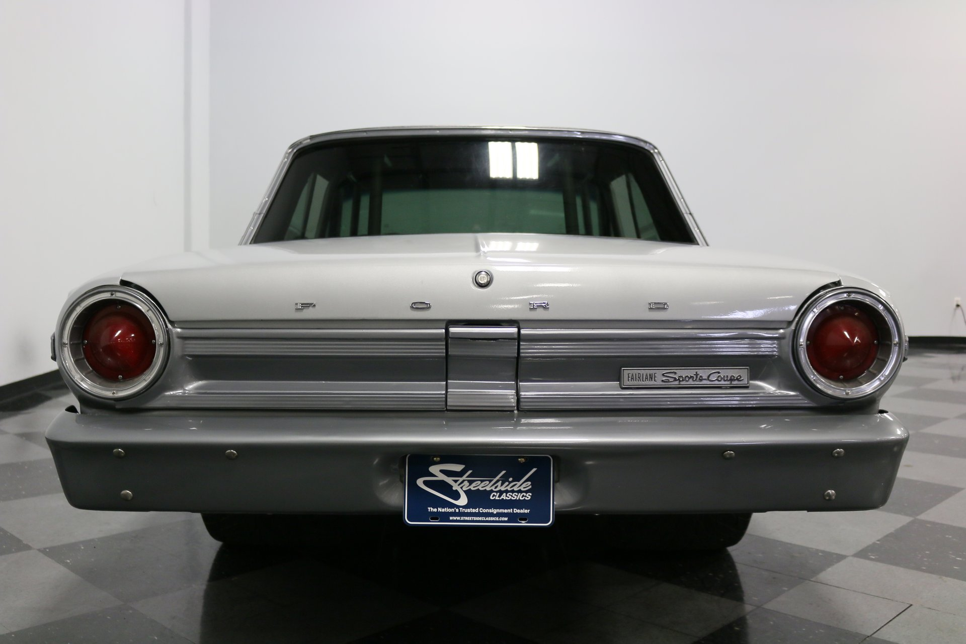 1964 Ford Fairlane 500 Pro Street for sale #117698 | MCG
