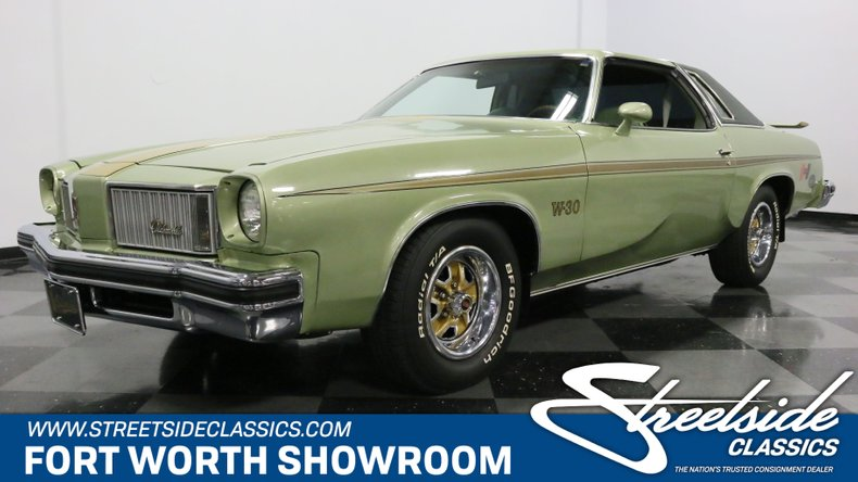 1975 Oldsmobile Cutlass For Sale