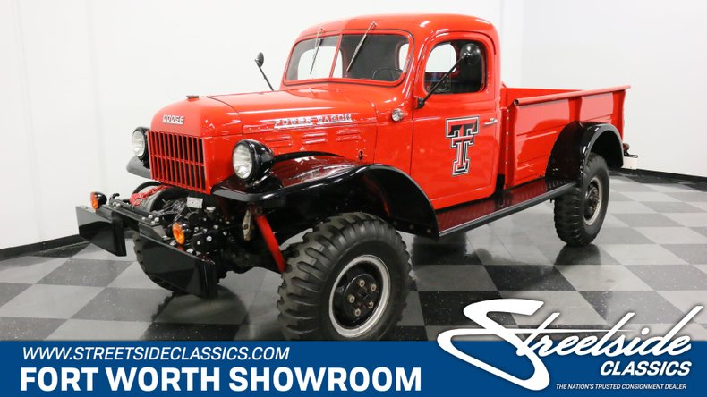 For Sale: 1952 Dodge Power Wagon