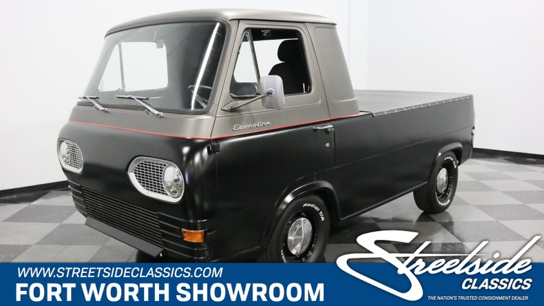 For Sale: 1963 Ford Econoline