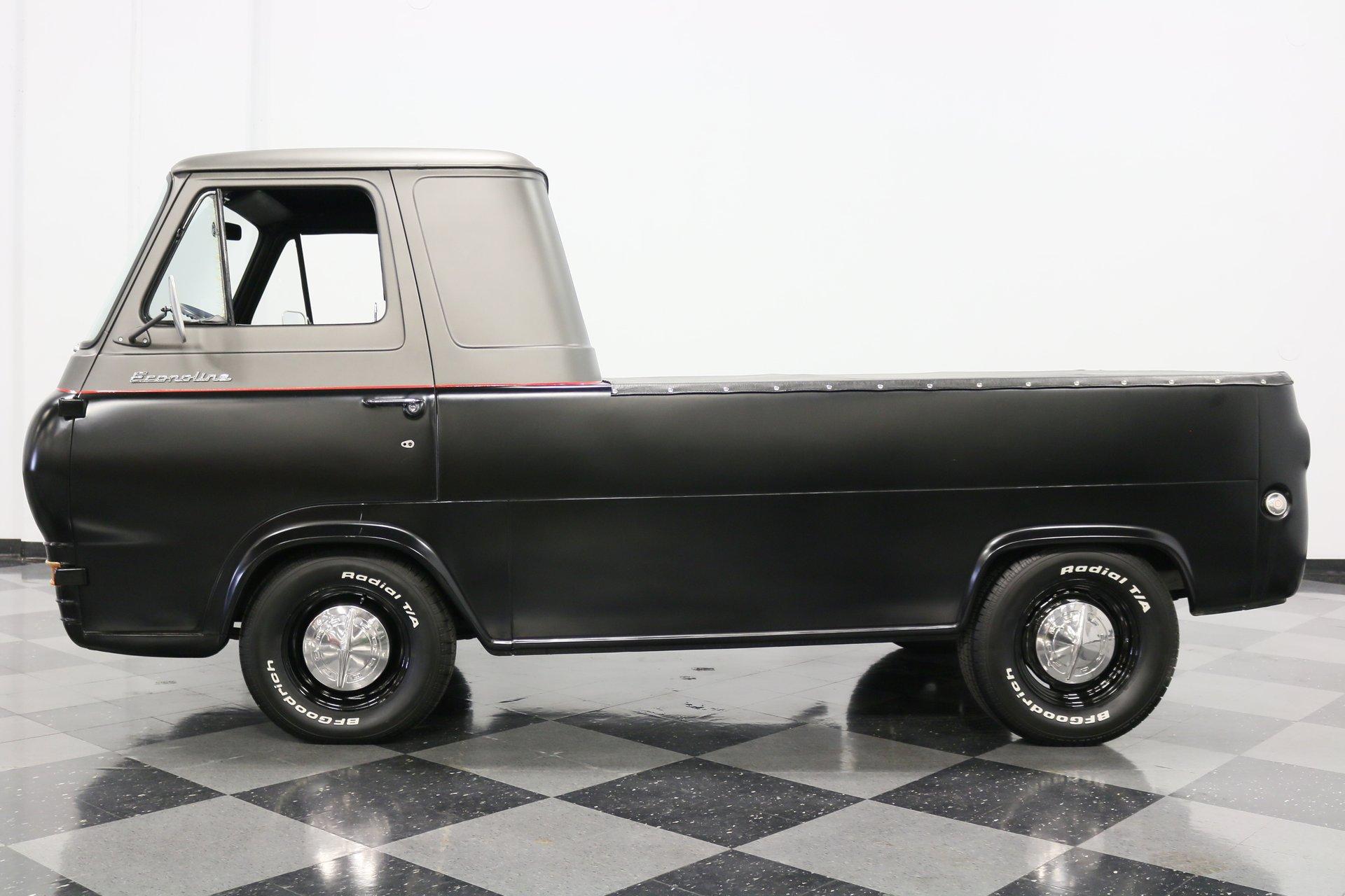 1963 ford econoline e100