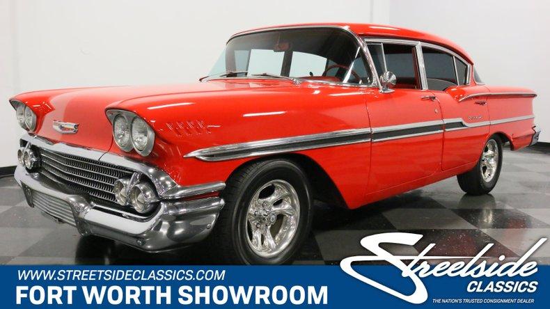 1958 Chevrolet Biscayne For Sale