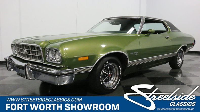 1973 Ford Gran Torino | Streetside Classics - The Nation\'s Trusted ...