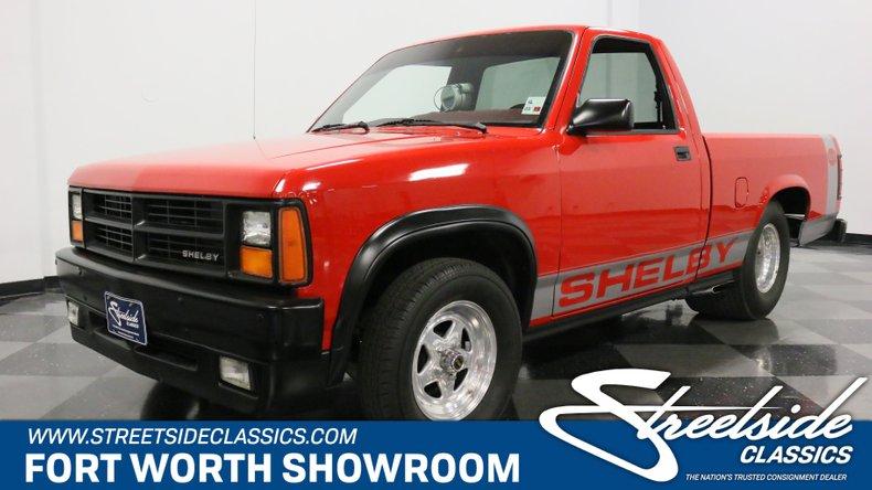 For Sale: 1989 Dodge Dakota