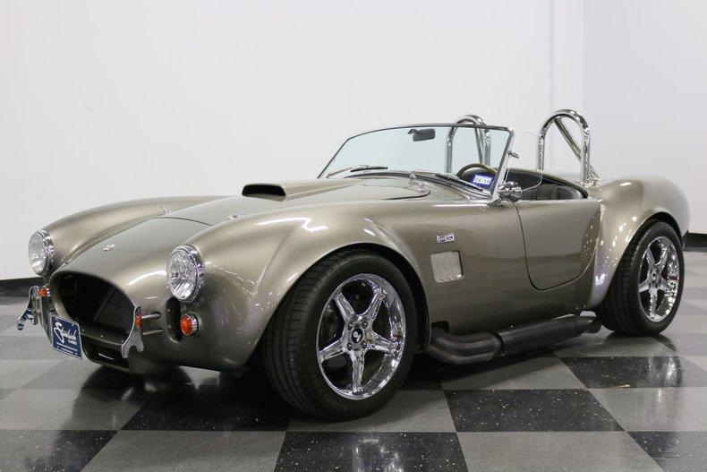 1966 Shelby Cobra 5