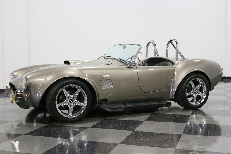 1966 Shelby Cobra 6