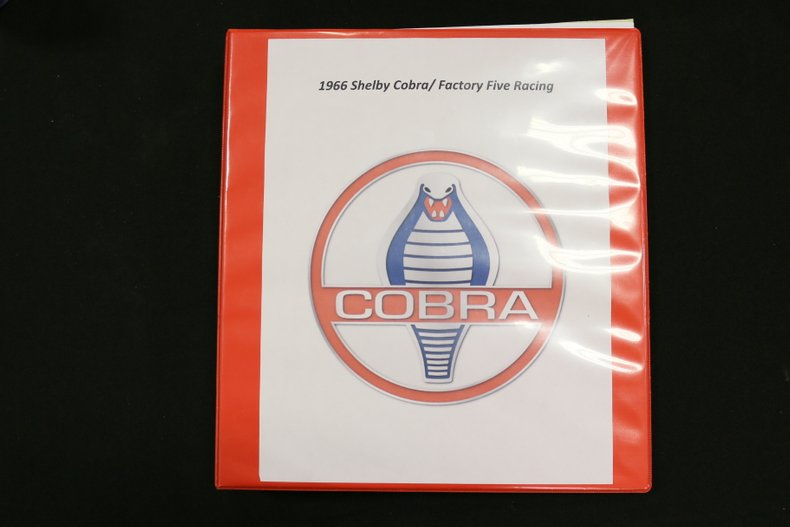 1966 Shelby Cobra 72