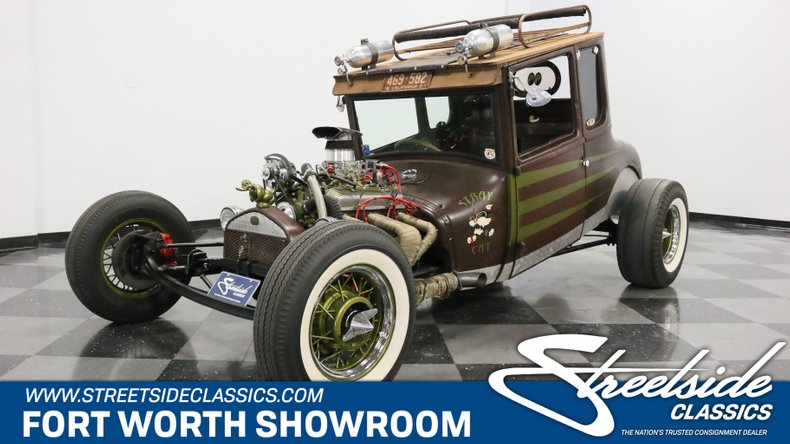 For Sale: 1927 Ford Tall T Coupe