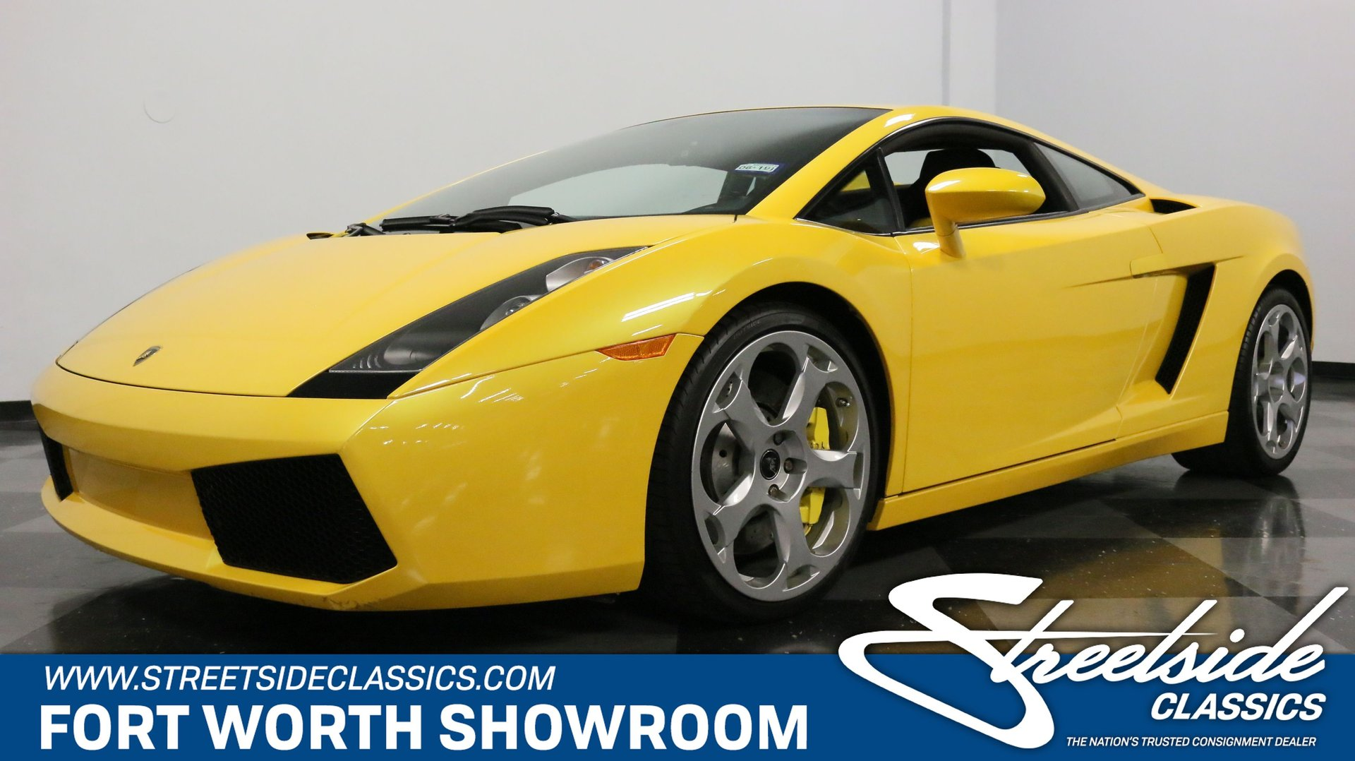 2004 Lamborghini Gallardo Coupe Awd For Sale 163265 Motorious