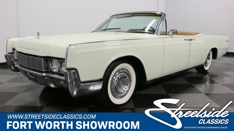For Sale: 1967 Lincoln Continental