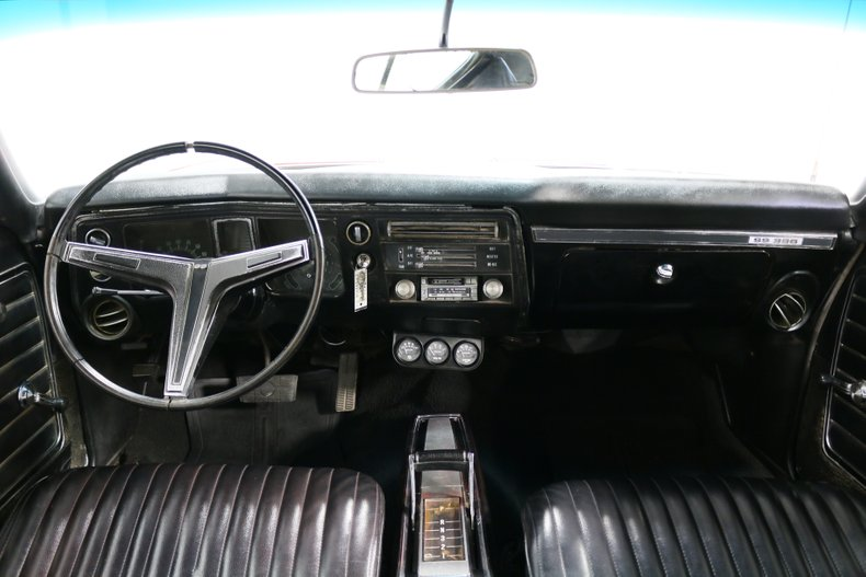 1968 Chevrolet Chevelle SS 396 for sale #165014 | Motorious