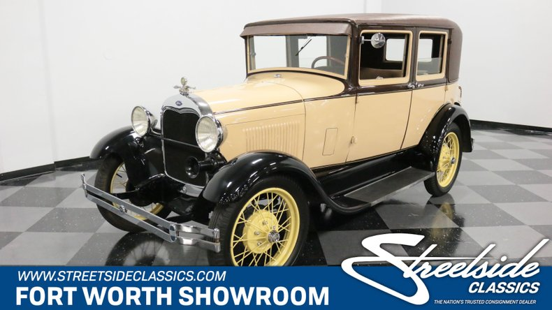 For Sale: 1928 Ford Model A