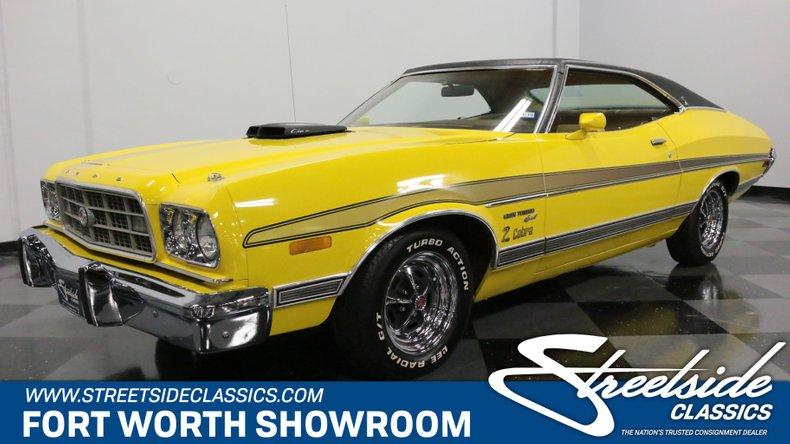 For Sale: 1973 Ford Gran Torino