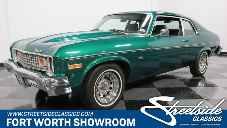 1973 Chevrolet Nova 1