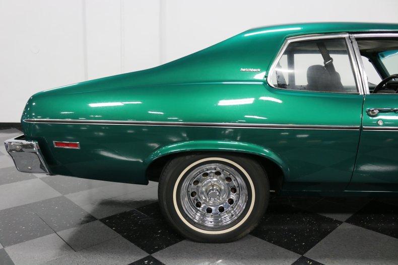 1973 Chevrolet Nova 35