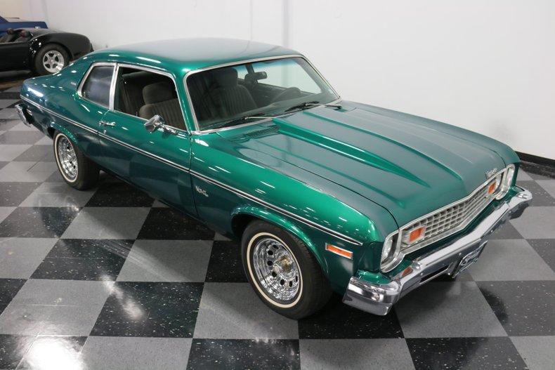 1973 Chevrolet Nova 74
