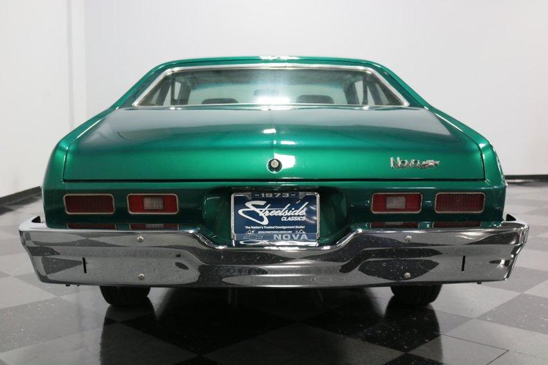 1973 Chevrolet Nova 11