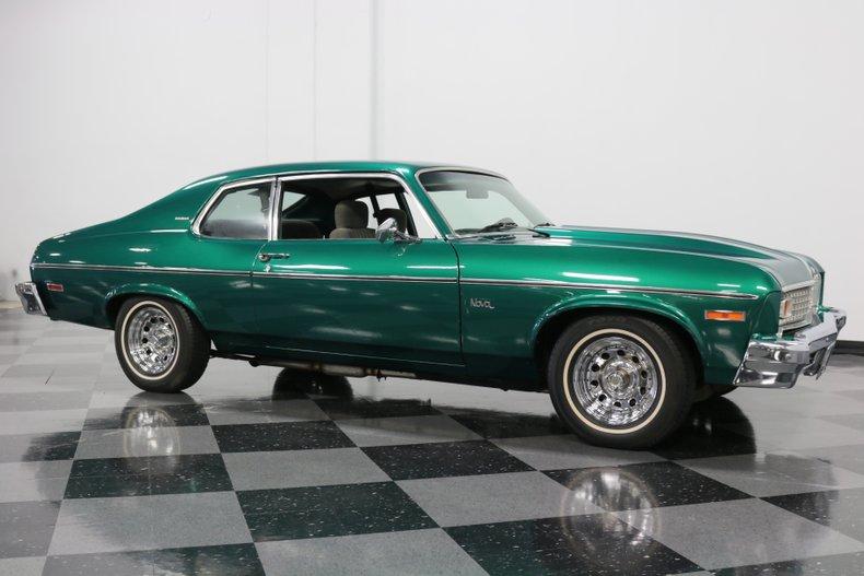 1973 Chevrolet Nova 16