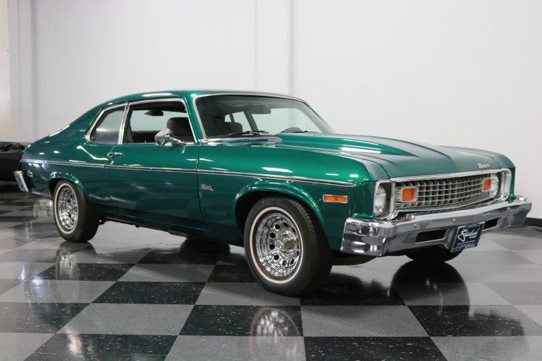 1973 Chevrolet Nova 17