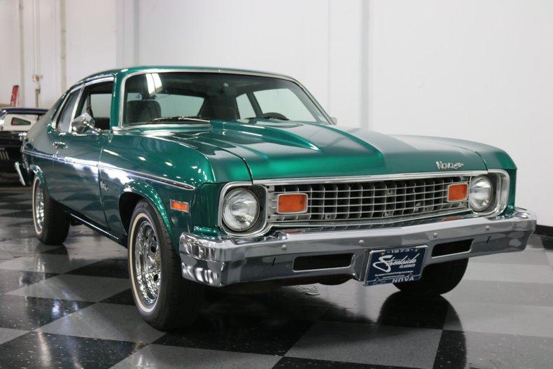 1973 Chevrolet Nova 18