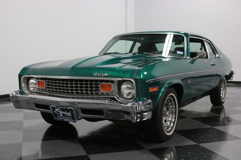 1973 Chevrolet Nova 20