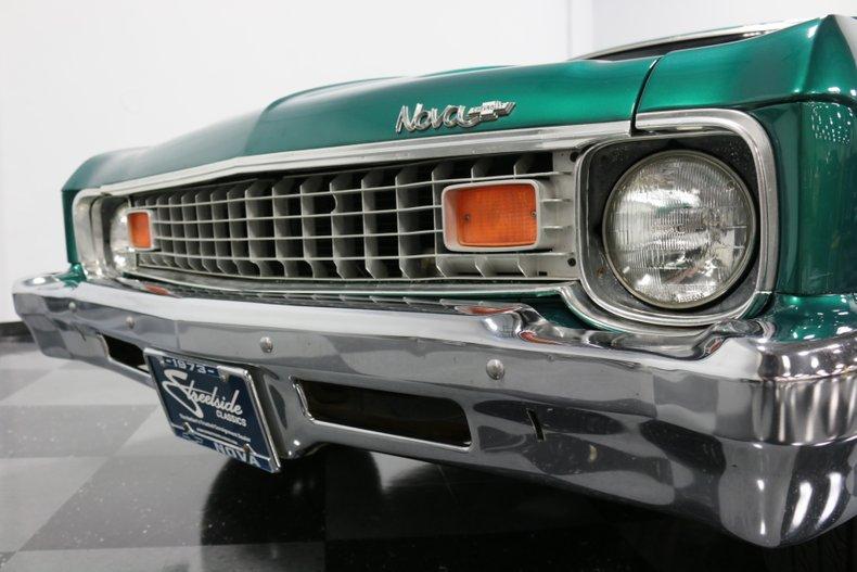1973 Chevrolet Nova 23