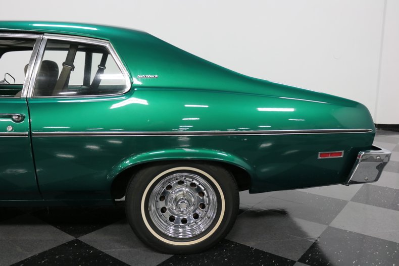 1973 Chevrolet Nova 28