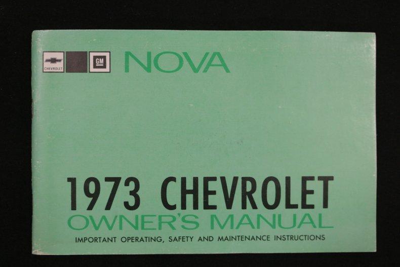 1973 Chevrolet Nova 68