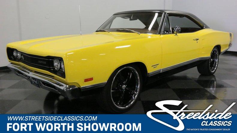 For Sale: 1969 Dodge Coronet