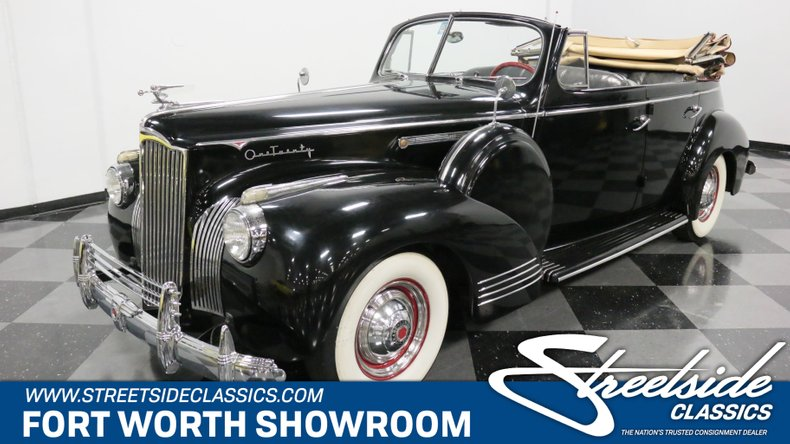 For Sale: 1941 Packard 120