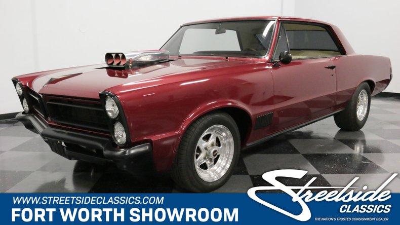 1965 Pontiac LeMans For Sale
