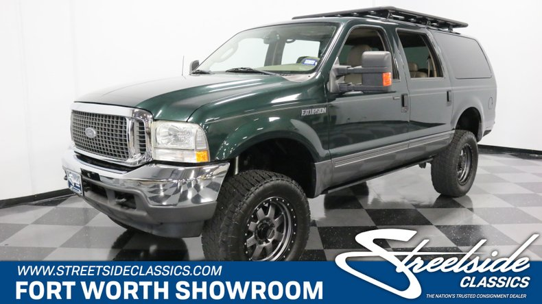 2003 Ford Excursion Xlt For Sale Allcollectorcars Com