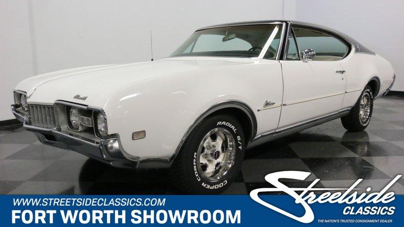 1968 Oldsmobile Cutlass 1