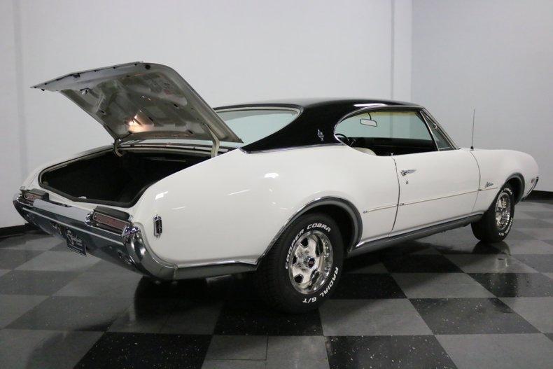 1968 Oldsmobile Cutlass 42