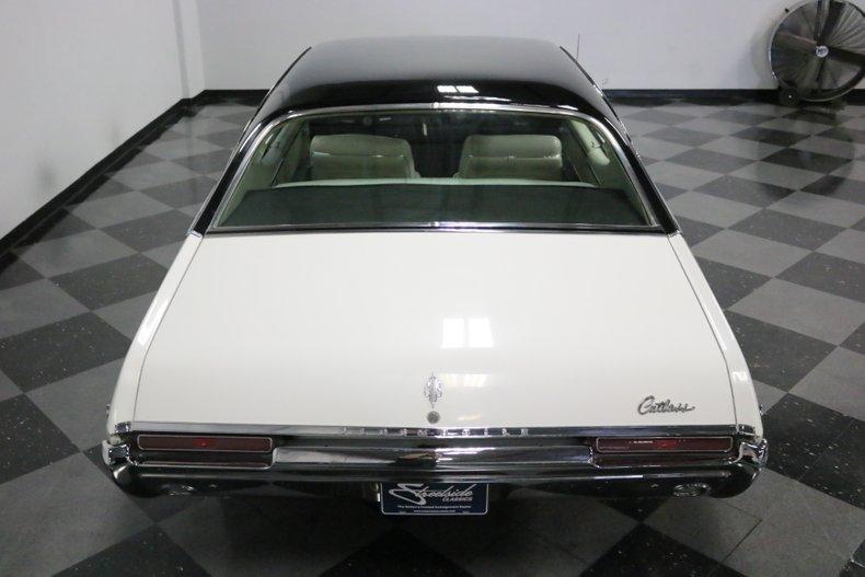1968 Oldsmobile Cutlass 31