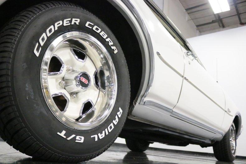 1968 Oldsmobile Cutlass 33