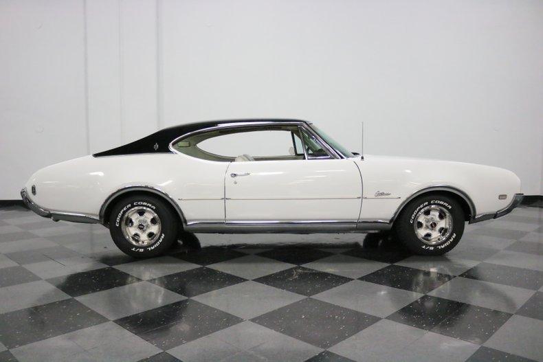 1968 Oldsmobile Cutlass 34