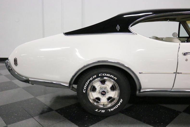 1968 Oldsmobile Cutlass 35