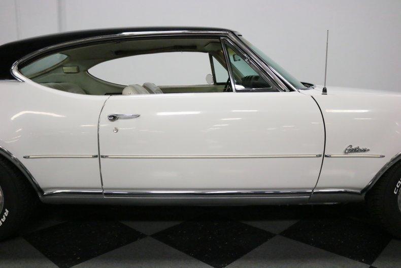 1968 Oldsmobile Cutlass 36