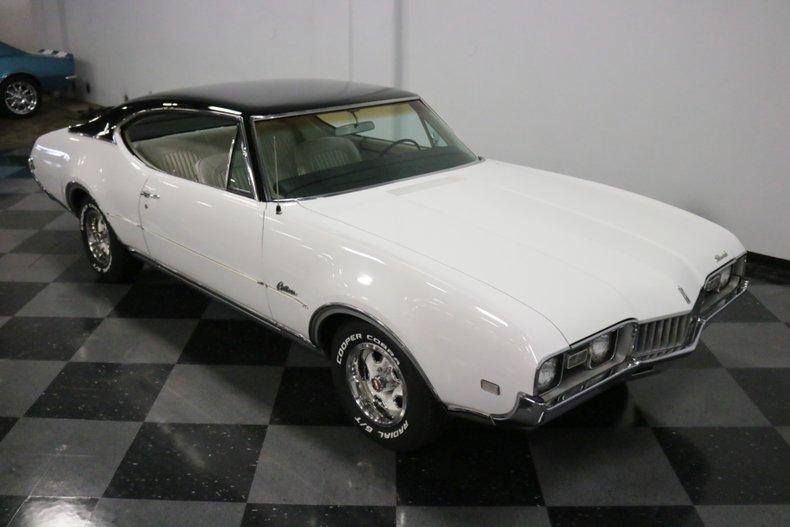 1968 Oldsmobile Cutlass 74