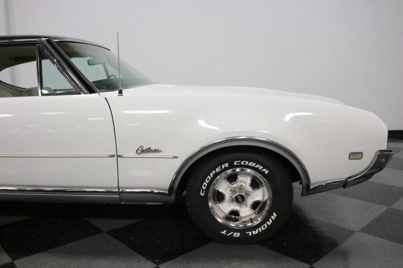 1968 Oldsmobile Cutlass 37