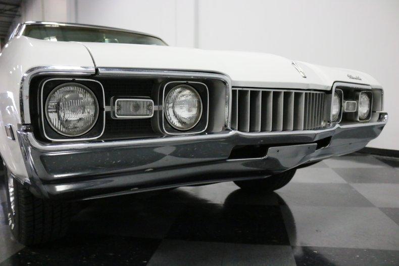 1968 Oldsmobile Cutlass 72