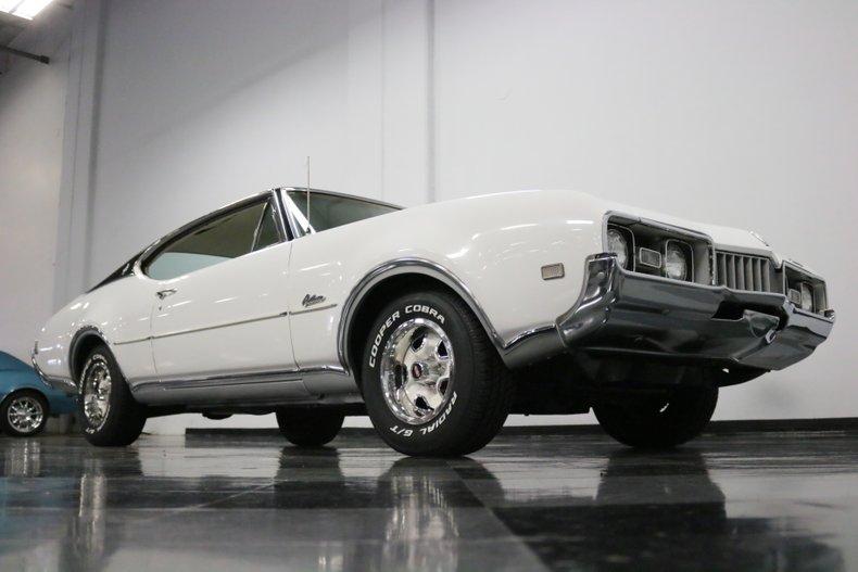 1968 Oldsmobile Cutlass 38