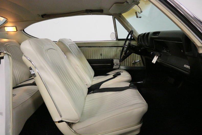 1968 Oldsmobile Cutlass 58