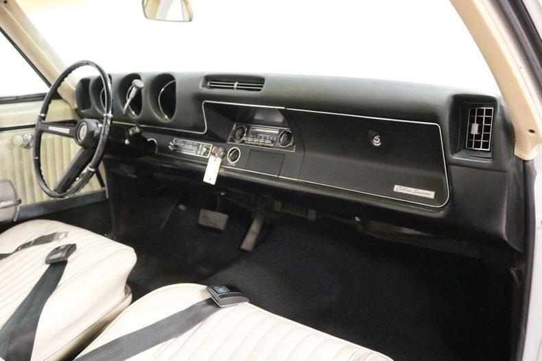 1968 Oldsmobile Cutlass 60