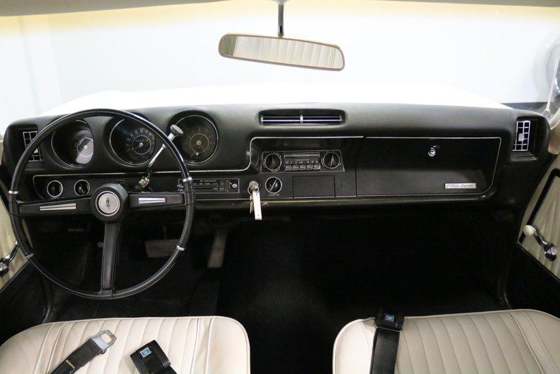 1968 Oldsmobile Cutlass 55