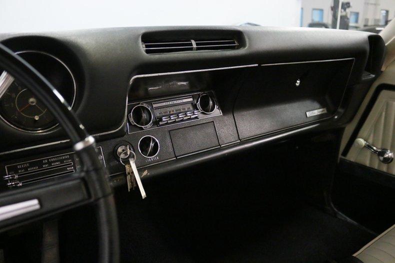 1968 Oldsmobile Cutlass 52